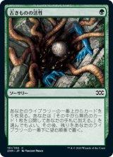古きものの活性/Ancient Stirrings 【日本語版】 [2XM-緑C]