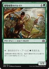 僧帽地帯のドルイド/Druid of the Cowl 【日本語版】 [AER-緑C]《状態:NM》