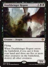 死致の執政/Deathbringer Regent 【英語版】 [ANN-黒R]