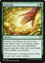 耕作/Cultivate 【英語版】 [ANN-緑C]《状態:NM》