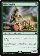 燭台の大魔術師/Magus of the Candelabra 【日本語版】 [BBD-緑R]《状態:NM》