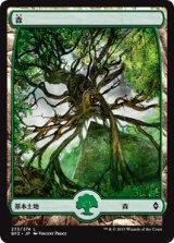 森/Forest No.273 【日本語版】 [BFZ-土地]《状態:NM》