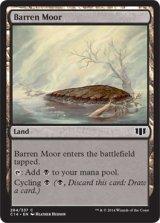やせた原野/Barren Moor 【英語版】 [C14-土地C]