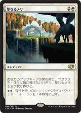 聖なるメサ/Sacred Mesa 【日本語版】 [C14-白R]《状態:NM》