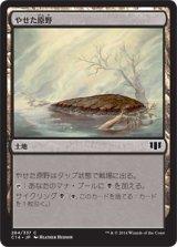 やせた原野/Barren Moor 【日本語版】 [C14-土地C]