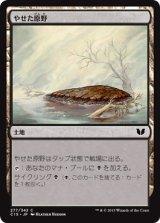 やせた原野/Barren Moor 【日本語版】 [C15-茶C]