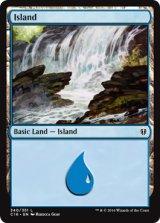 島/Island No.340 【英語版】 [C16-土地]《状態:NM》