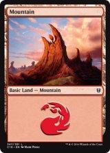 山/MountainNo.347 【英語版】 [C16-土地]《状態:NM》