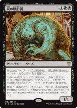屍の原形質/Necroplasm 【日本語版】 [C16-黒R]《状態:NM》