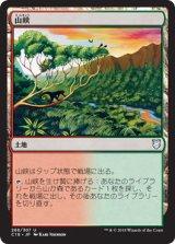 山峡/Mountain Valley 【日本語版】 [C18-土地U]《状態:NM》