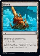 聖遺の塔/Reliquary Tower 【日本語版】 [C19-土地U]《状態:NM》
