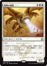 陽焼の執政/Sunscorch Regent 【日本語版】 [DTK-白R]《状態:NM》