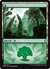 森/Forest No.106 【日本語版】 [GK2-土地C]《状態:NM》