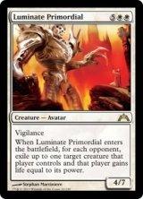 発光の始源体/Luminate Primordial 【英語版】 [GTC-白R]《状態:NM》