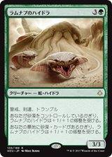 ラムナプのハイドラ/Ramunap Hydra 【日本語版】 [HOU-緑R]《状態:NM》