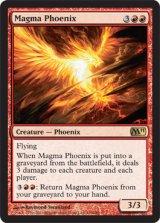 マグマのフェニックス/Magma Phoenix 【英語版】 [M11-赤R]《状態:NM》