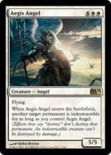 神盾の天使/Aegis Angel 【英語版】 [M12-白R]《状態:NM》