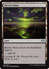 やせた原野/Barren Moor 【英語版】 [MH1-土地U]《状態:NM》