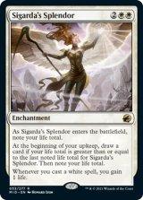 シガルダの輝き/Sigarda's Splendor 【英語版】 [MID-白R]