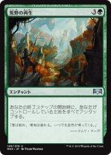 荒野の再生/Wilderness Reclamation 【日本語版】  [RNA-緑U]《状態:NM》