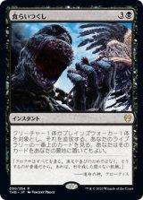 食らいつくし/Eat to Extinction 【日本語版】 [THB-黒R]《状態:NM》
