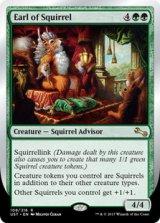 Earl of Squirrel 【英語版】 [UST-緑R]