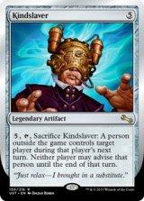 Kindslaver 【英語版】 [UST-灰R]《状態:NM》