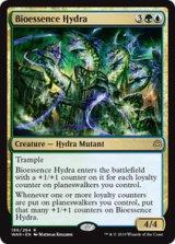 生命素ハイドラ/Bioessence Hydra 【英語版】  [WAR-金R]《状態:NM》