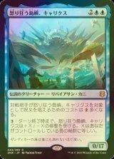 [FOIL] 怒り狂う島嶼、キャリクス/Charix, the Raging Isle 【日本語版】 [ZNR-青R]