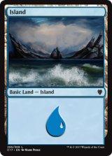 島/Island No.299 【英語版】 [C17-土地]《状態:NM》